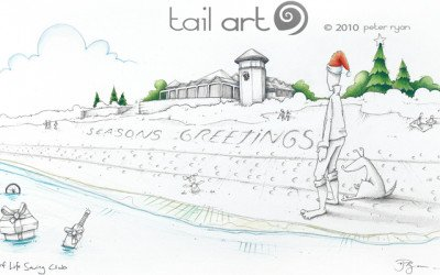 City of Joondaulp 2013 Christmas Card