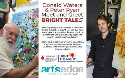 Donald Waters and Peter Ryan MEET & GREET!