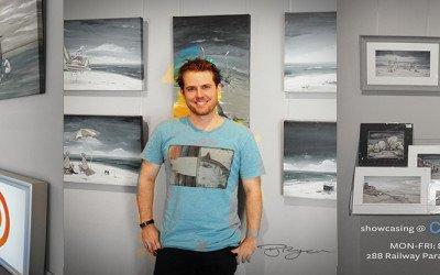 Showcasing @ Churchill Gallery