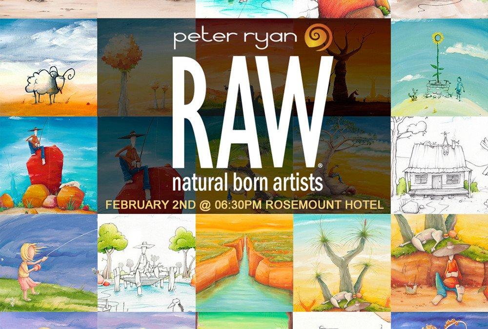 Peter Ryan RAW Perth
