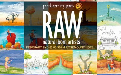 Peter Ryan RAW Perth 2017