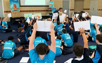 Book Week 2020 Alkimos Primary School