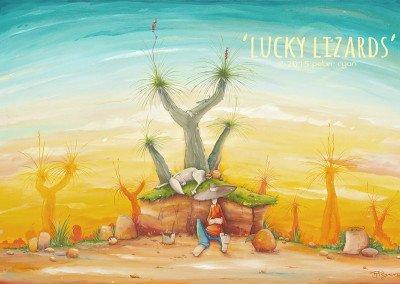 Lucky Lizards