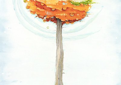 Newton's Orange