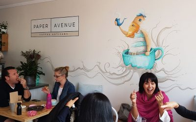 Paper Avenue Cafe