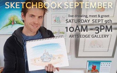 Sketchbook September – Meet & Greet