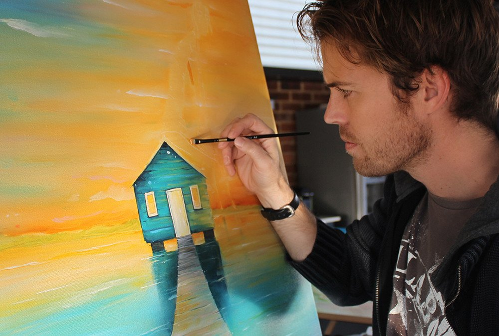 Peter Ryan Live Art Mondays