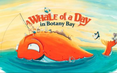 A Whale of a Day at Botany Bay