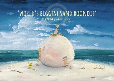 Worlds Biggest Sand Boondie